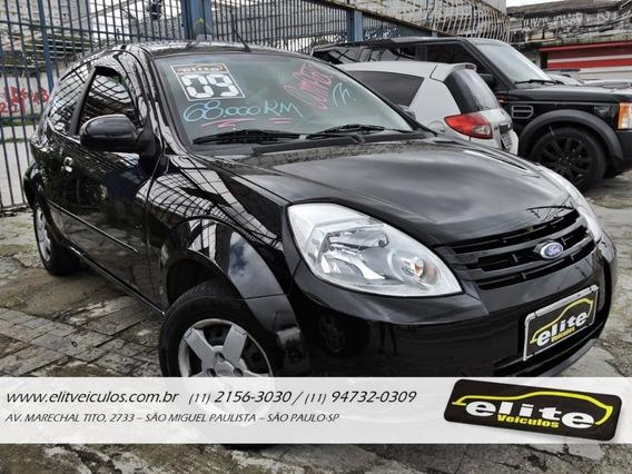 Ford Ka 1.0 Rocam Flex Completo Financia E Troca Baixo Km