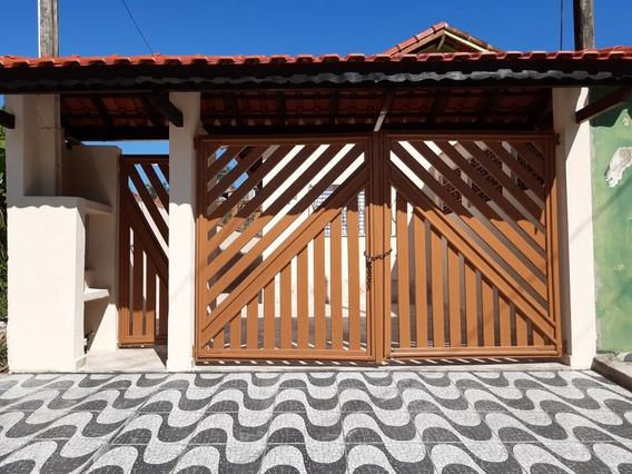 Casa Á Venda Em Itanhaém!! Ref. Ca0048