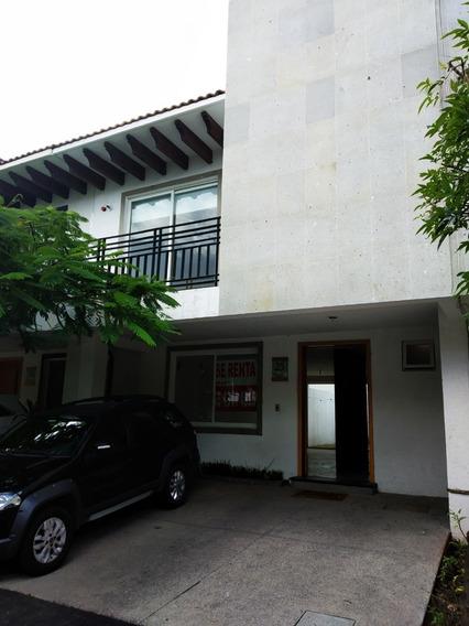 Casa En Condominio Cerrado De 3 Rec, 3 Baños Con Amenidades