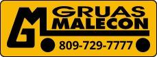 Gruas Malecon 8097297777