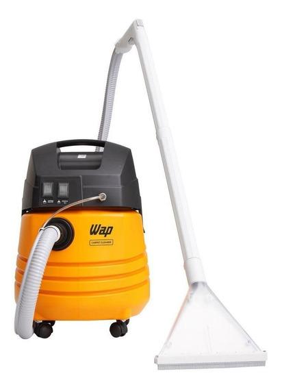 Aspirador Wap Carpet Cleaner 25 Litros 25L laranja e preto 220V