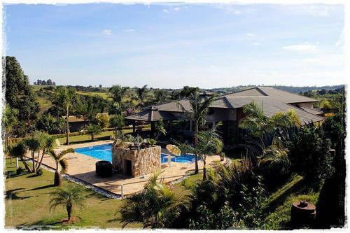 Oportunidade !!!chácara Com 5 Dormitórios À Venda, 4400 M² Por R$ 1.600.000 - Estância Santa Maria Do Laranjal - Atibaia/sp - Ch0002