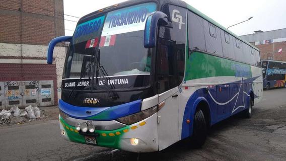 Vendo Bus Interprovincial Marca Mercedes Benz Año 2012