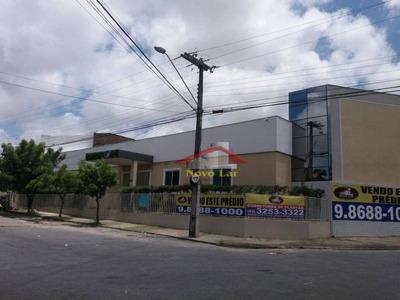 Prédio Comercial À Venda, Fátima, Fortaleza. - Pr0008