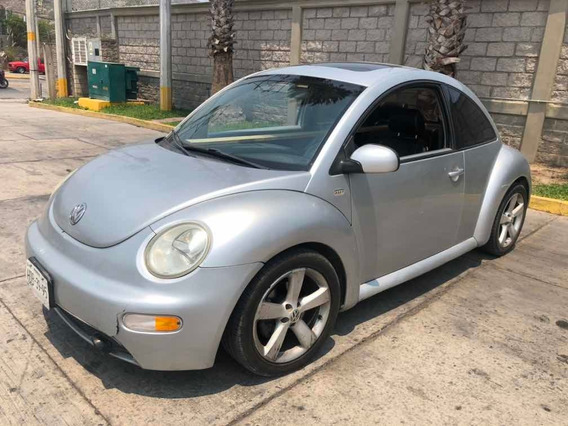 Volkswagen Beetle 2.0 Glx Sport Turbo Piel Qc At 2002