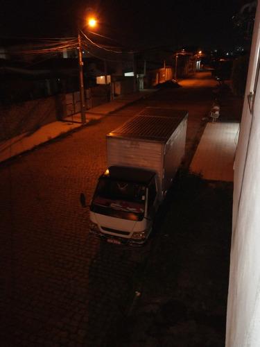 Imagem 1 de 5 de Jmc 601 Importado Caminhão 3/4 Baú