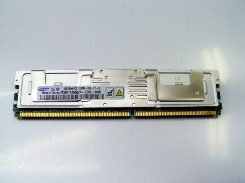 Memoria Ecc Ibm Samsung 4gb Ddr2 Pc2-5300f Fb-dimm