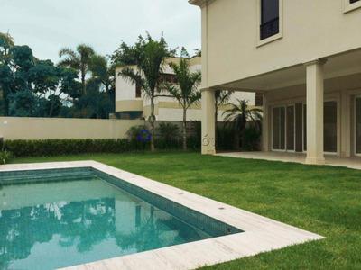 Casa Nova Com Vista Para Vale Na Cidade Jardim - Ca0107at
