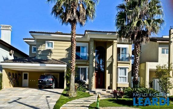 Casa Em Condomínio - Residencial Morada Dos Lagos - Sp - 604363