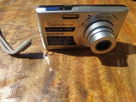 Camera Sony Dsc-w620 14.1 Mega Pixels