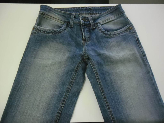 Calça Jeans Wrangler 34 Feminina Feminino Promocao Oferta