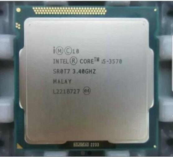 Processador I5 3570 3,4 Ghz 6m Lga 1155