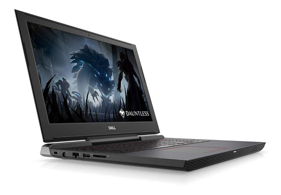 Notebook Dell Gaming G5587-7139blk-pus I7-8750h 2.2ghz