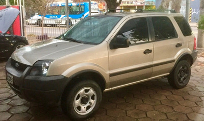 Ford Ecosport Gnc 2 Tubos 160000 Y Cuotas Fijas En Pesos
