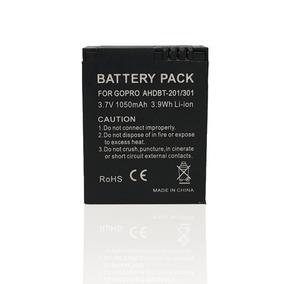 Bateria Recarregável Para Câmeras Gopro Hero 3 E Hero 3+