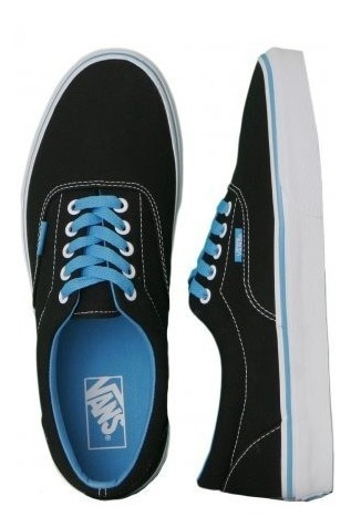 Zapatillas Vans Era Pop Black / Malibu Blue !!!
