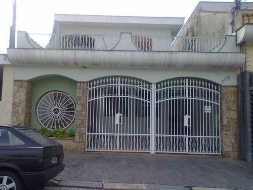 Sobrado Residencial À Venda, Vila Santa Isabel, São Paulo - So1505. - So1505