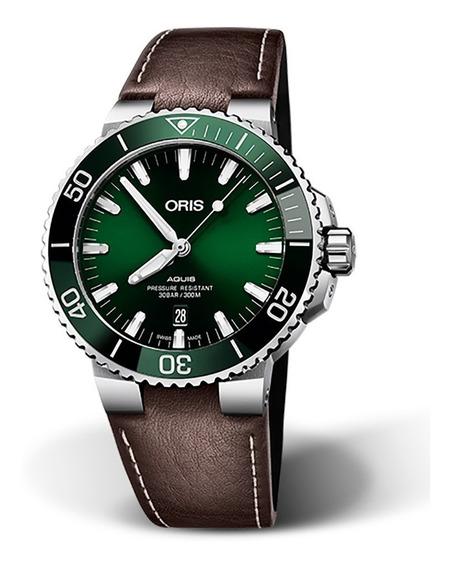 Reloj Oris Aquis Original Bisel Cerámica 73377304157