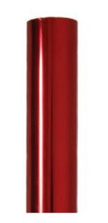 Repeteco - Foil Metalizado - Cor Vermelho - Minc