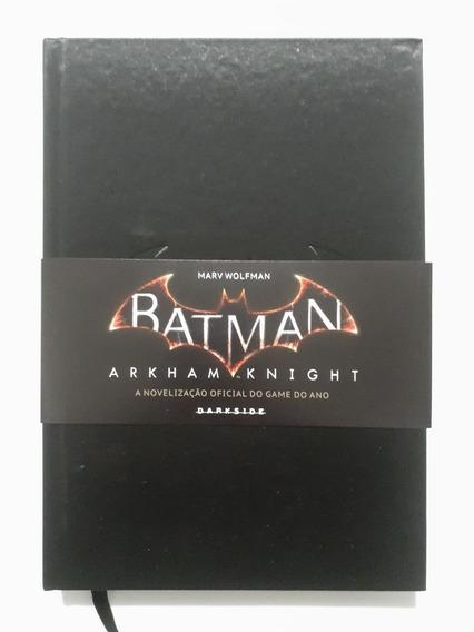 Livro Batman Arkham Knight - Darkside