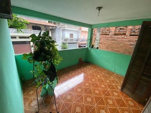 Imagem 1 de 13 de Sobrado Para Venda Em São Paulo, Parque Novo Santo Amaro, 5 Dormitórios, 3 Banheiros, 1 Vaga - Sb334_1-1678882