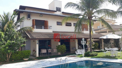 Casa Residencial À Venda, Jardim Francisco Fernandes, São José Do Rio Preto. - Ca1419