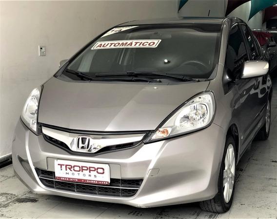 Honda Fit 1.5 Ex Automático 2014