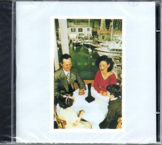 Cd Led Zeppelin Presence - Novo Original E Lacrado