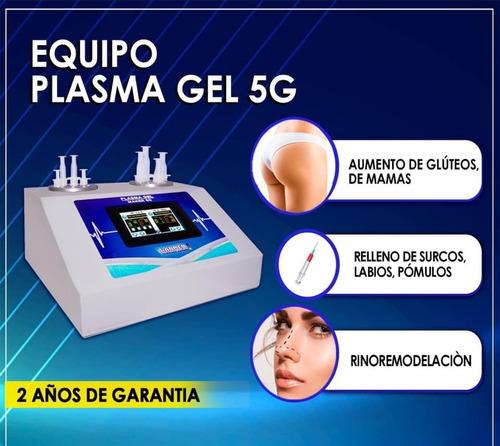 Equipo Plasma Gel Maker 5g Tecnología Alemana