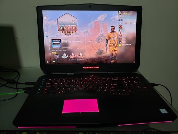 Notebook Gamer Alienware 17r3 - Intel I7 - 8gb - G