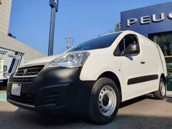 Peugeot Partner 2018 5p 5p 1.6 Hdi 90hp Man 5vel