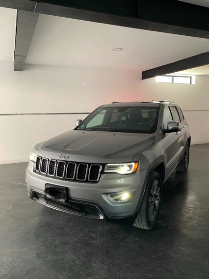 Jeep Cherokee 2.4 Limited Plus At 2018