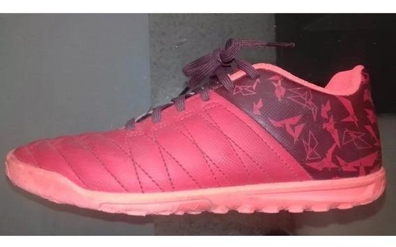 Zapatos Deportivos Botas Kipsta Futbol Sala Niño $25