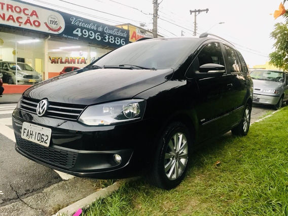 Vw Spacefox Trend Gii 1.6 2012
