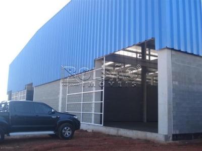 Galpao - Distrito Industrial V - Ref: 20666 - V-20666