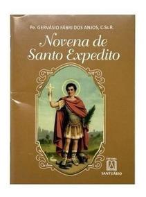 Livro Da Novena Santo Expedito