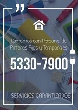 Pintores Fijos Y Temporales Para Casas E Instituciones