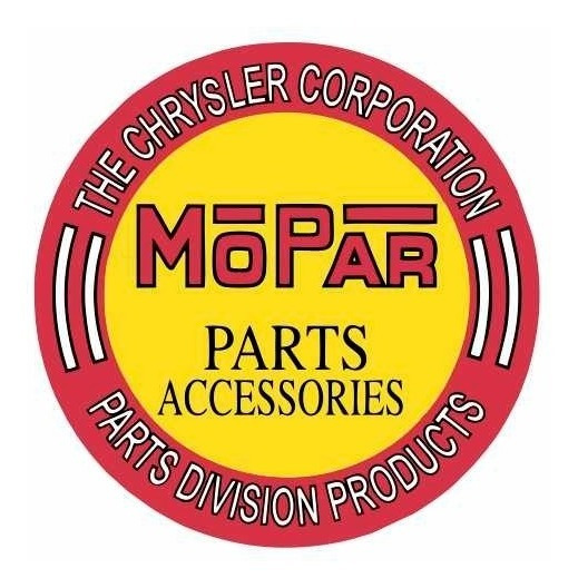 Adesivo Carro Mopar Acessories Vintage Retro Hotrod Kit 12pc