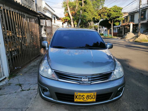 Nissan Tidda 2010 En Excelente Estado, Verlo Es Comprarlo