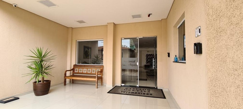 Apartamento Com 2 Dormitórios À Venda, 72 M² - Vila Príncipe De Gales - Santo André/sp - Ap64990