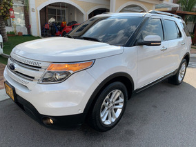 Ford Explorer Limited 2014 4x4 3.500