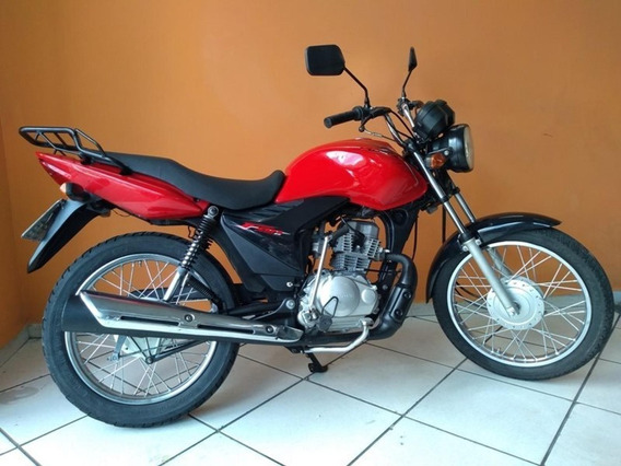 Honda Cg 125 Fan Ks Street