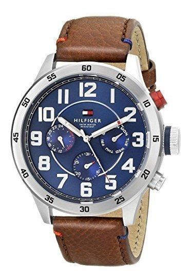 Tommy Hilfiger 1791066 Reloj De Acero Inoxidable Con Correa