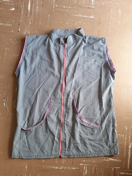 Chaleco Blusa Camisa Franela Para Dama