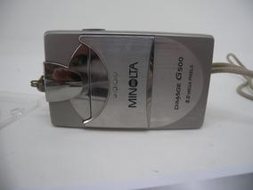 Câmera Digital Minolta Dimage G500 **ótimo Estado!