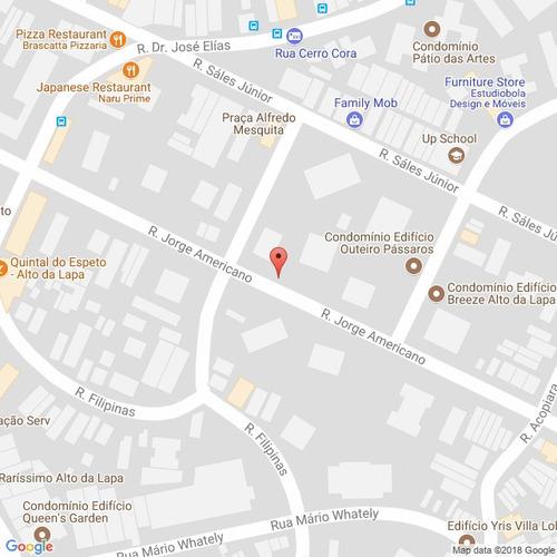 Imagem 1 de 1 de Apartamento Para Venda Por R$950.000,00 Com 3 Dormitórios, 1 Suite E 2 Vagas - Alto Da Lapa, São Paulo / Sp - Bdi3598