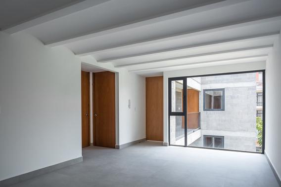 Se Vende Precioso Departamento En Edificio De 5 Viviendas