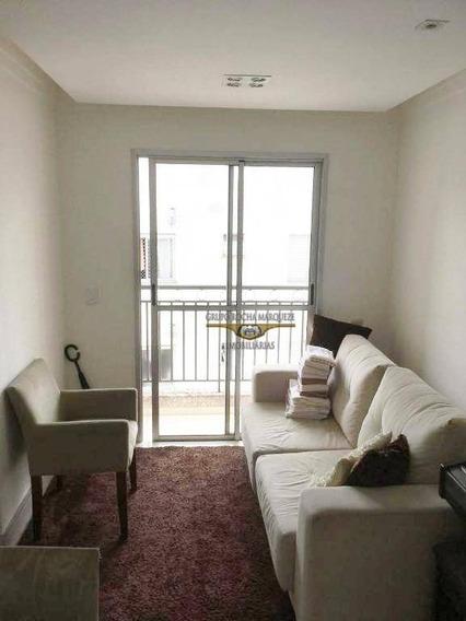 Apartamento Com 2 Dormitórios À Venda, 48 M² Por R$ 270.000,00 - Jardim Vila Formosa - São Paulo/sp - Ap1973