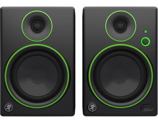 Par De Monitores Activos Mackie Cr5 Bt Con Bluetooth