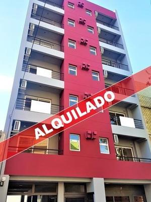 Departamento 2 Ambientes Con Balcón Terraza Y Cochera